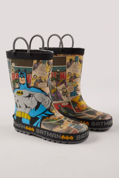 DC Batman Wellies