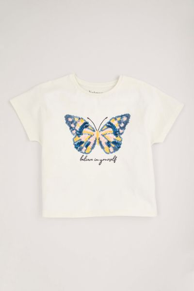 Butterfly Relaxed T-shirt