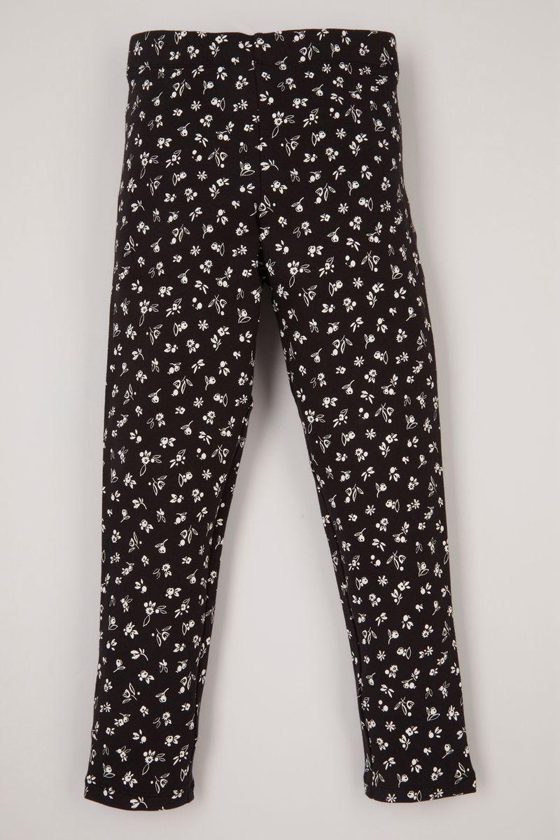 adjustable flower print leggings 3-14yrs