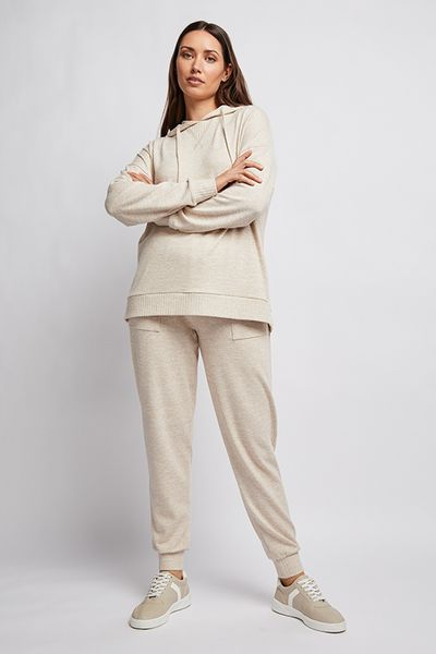 Oatmeal Co-ord Joggers