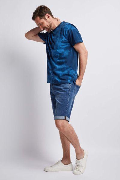 Navy Tie Dye T-shirt