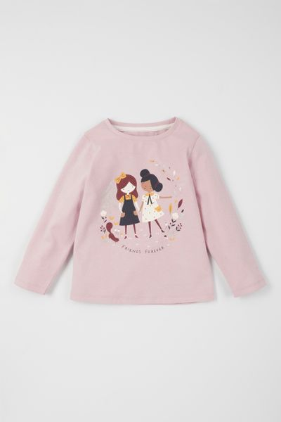 Pink Friends Forever t-shirt