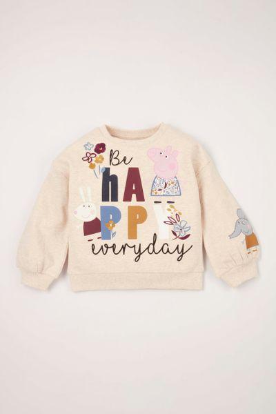 Peppa Pig Sweatshirt 1 - 6 yrs