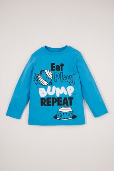 Mr Men Mr Bump T-shirt
