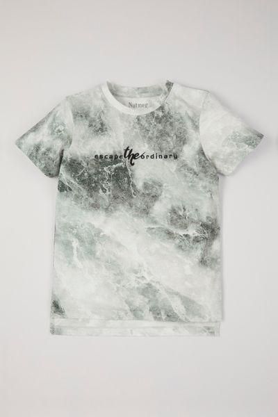 Monochrome Marble T-shirt