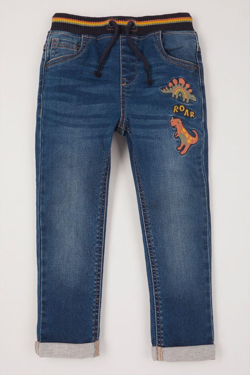 Dino Applique Jeans