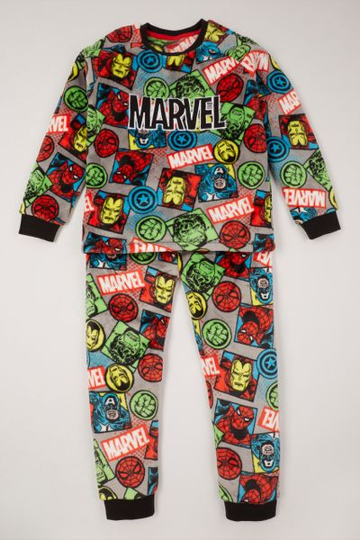 Marvel Fleece Pyjamas