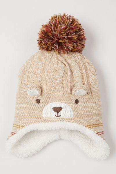 Bear Trapper hat