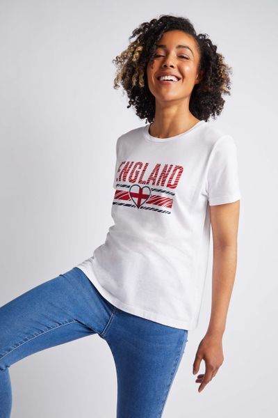 Womens England T-Shirt