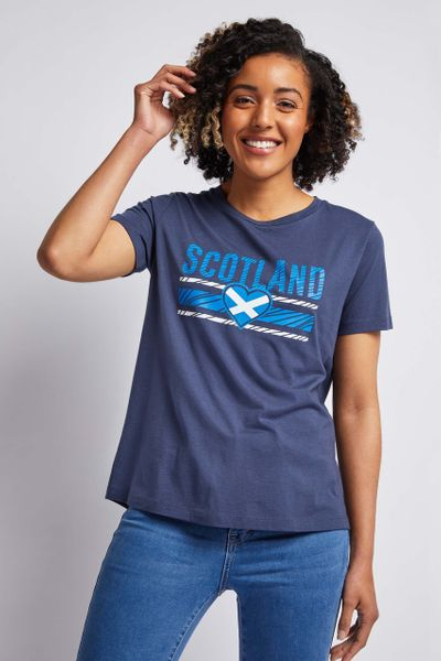 Womens Scotland T-Shirt