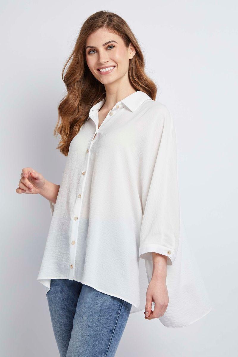 Ivory Woven Shirt