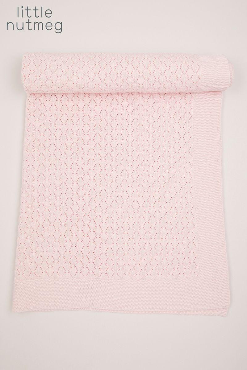 Little Nutmeg Pink Soft blanket