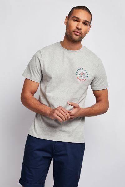 Grey Mountain Peak T-Shirt