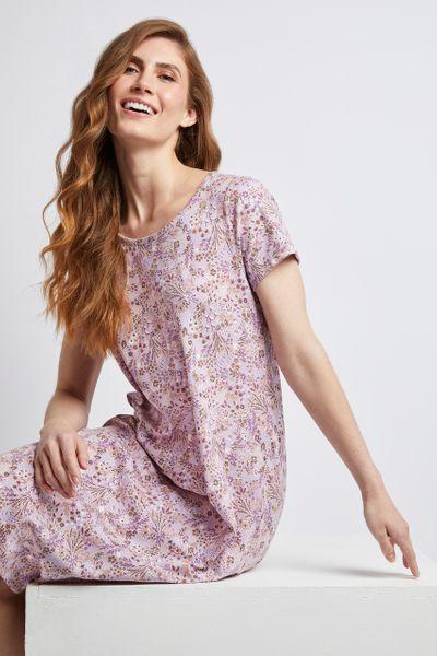 Lilac Floral nightie