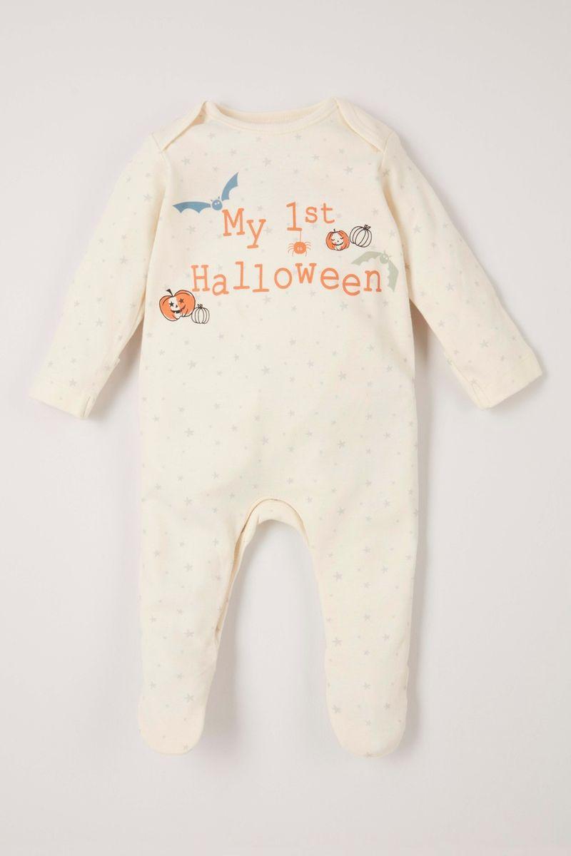 My First Halloween Sleepsuit
