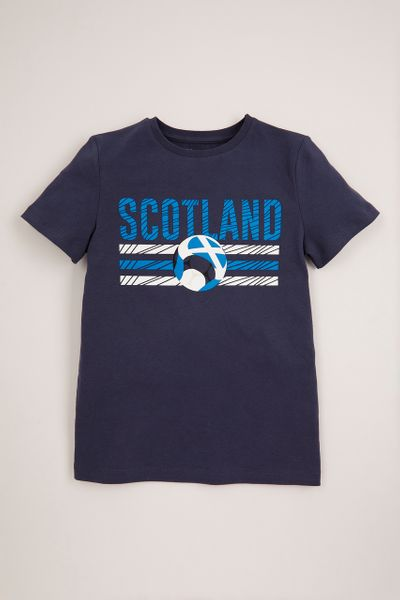 Kids Scotland T-Shirt