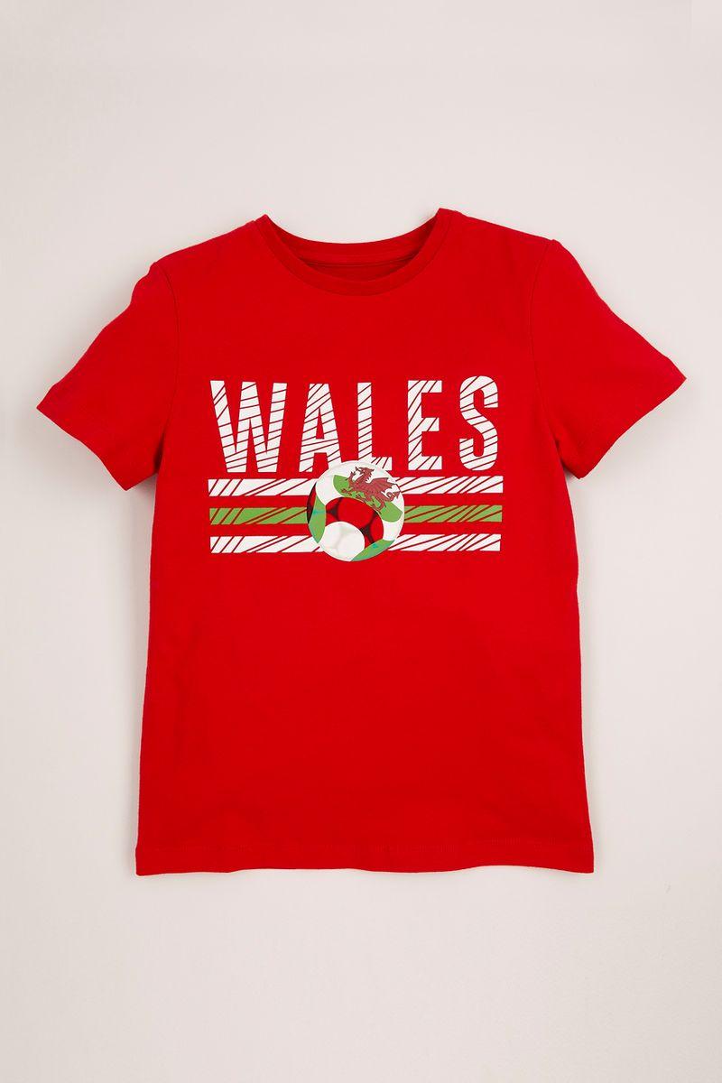Kids Wales T-Shirt