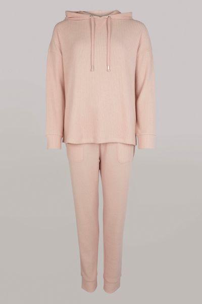 Pink Loungewear Set