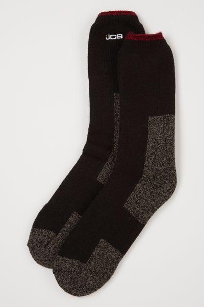 JCB Thermal socks