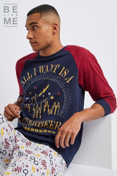 Family Of Harry Potter Mens Pyjamas