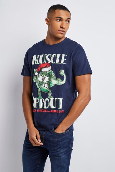 Muscle Sprouts T-shirt
