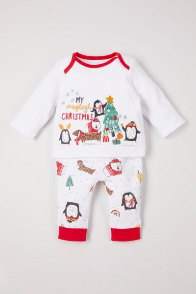 Christmas Long Sleeve pyjamas