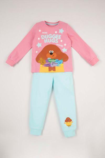 Hey Duggee Pink More Hugs pyjamas