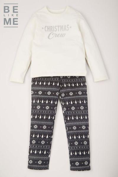 Family Of Unisex Christmas Crew pyjamas