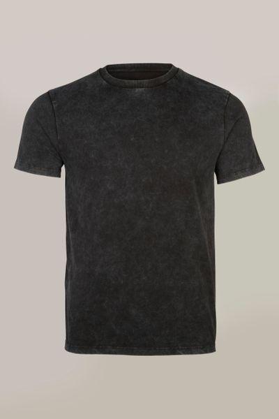 Black Acid Wash T-shirt