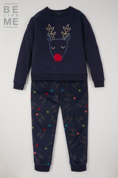 Online Exclusive Family of Reindeer Pyjamas