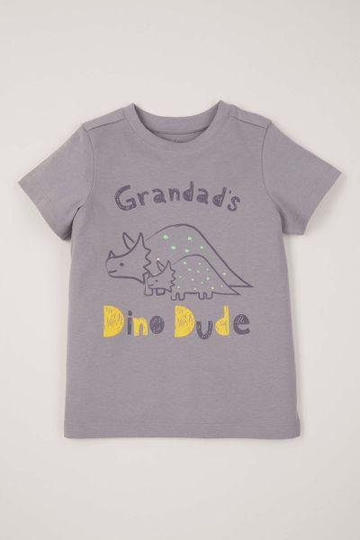 Grandad Dino Dude T-shirt