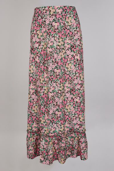Floral Print Co-ord Skirt