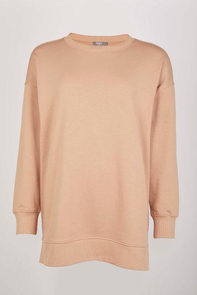 Caramel Overhead Sweatshirt